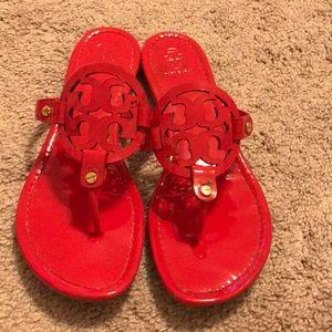 Tory Burch Miller sandals- size 10